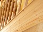 Pine Bannisters And Under Storage Door In Pine